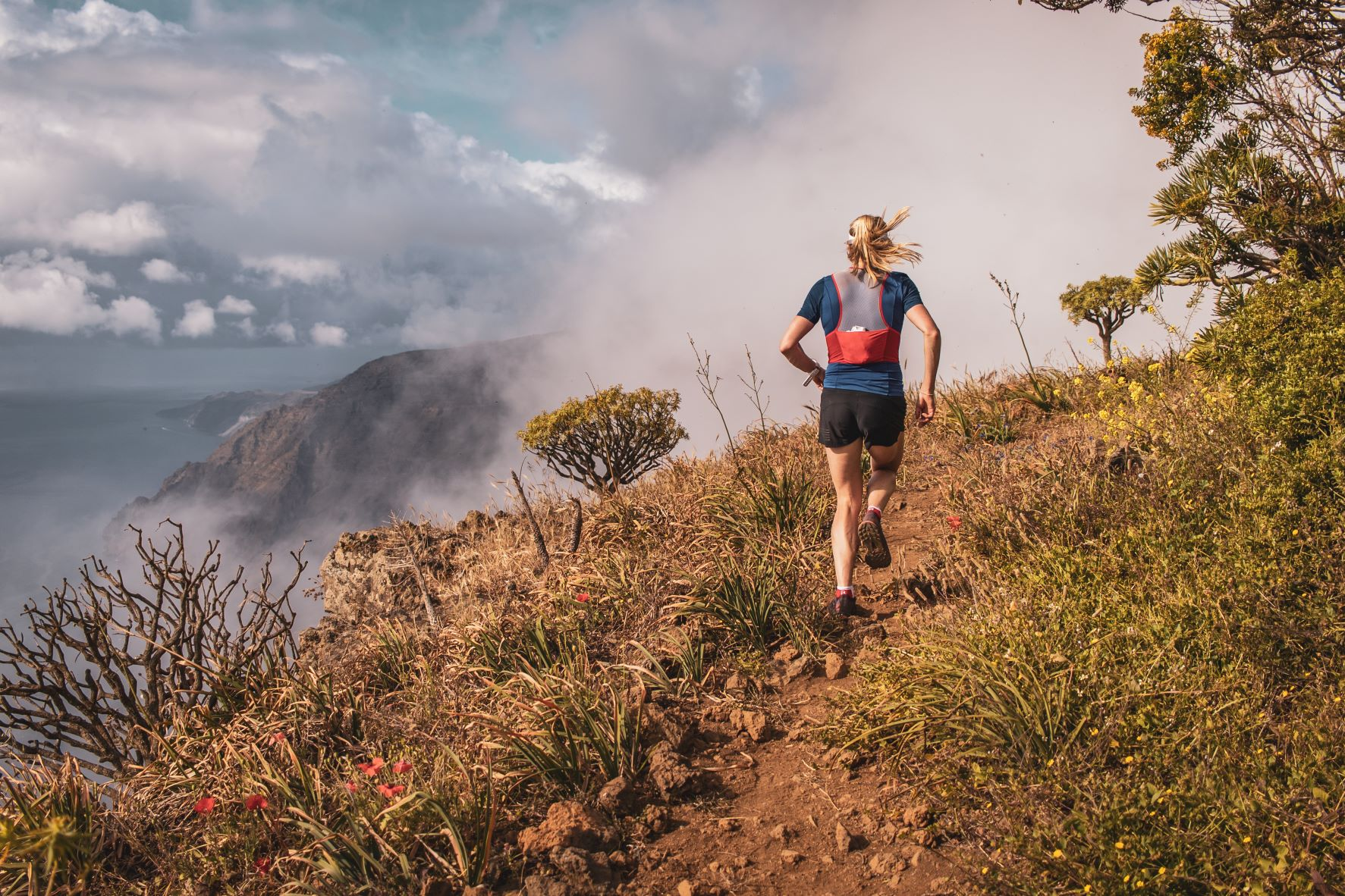 Una oportunidad única de compartir línea de salida con los mejores corredores de trail del mundo